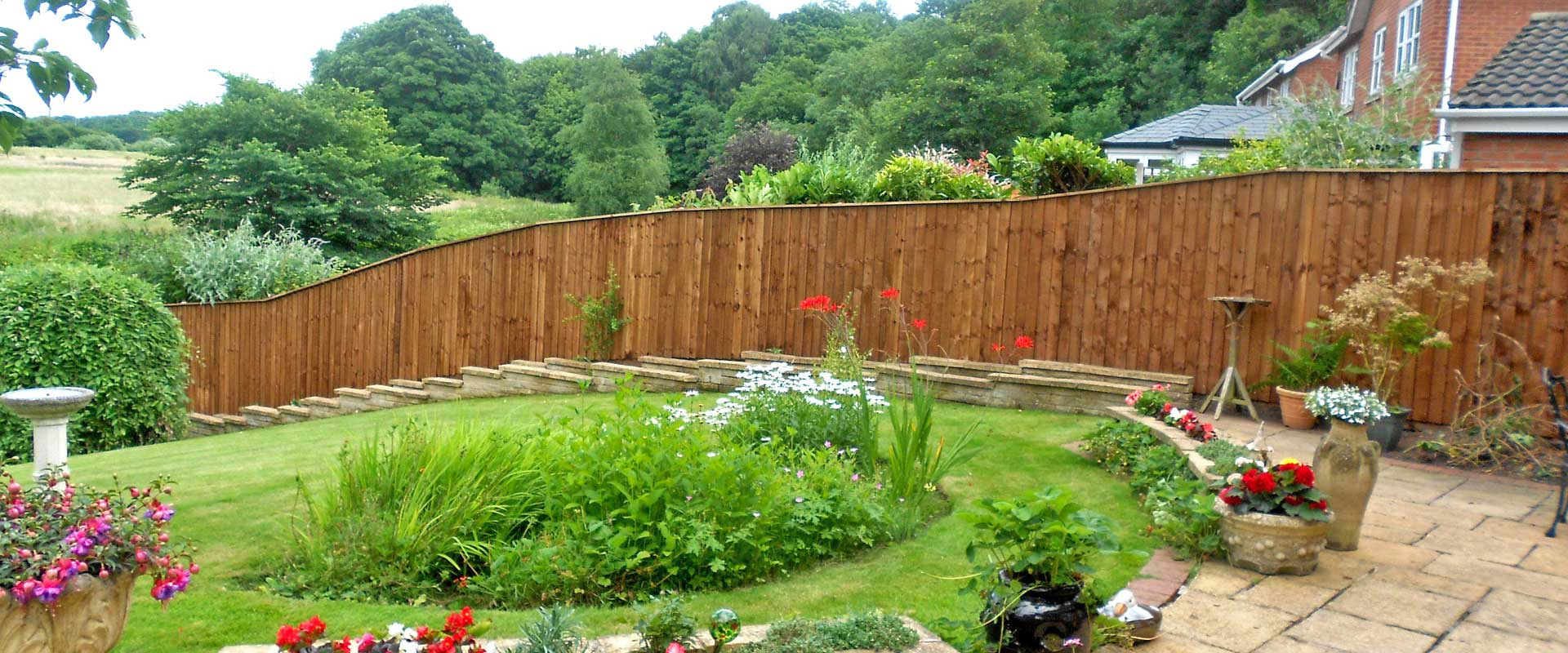 Garden Fencing In Chorley